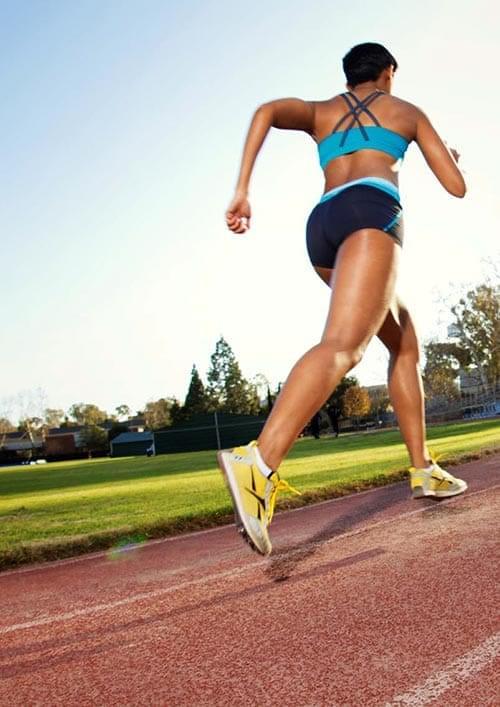 Спринт как упражнение для развития мышц задней поверхности бедра