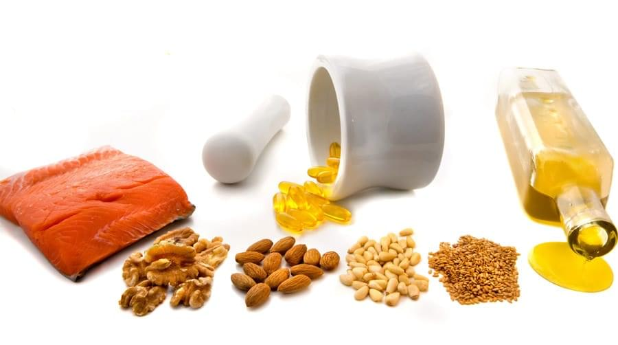 продукты содержащие омега 3