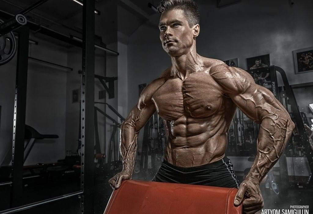 Денис Гусев о Men's Physique