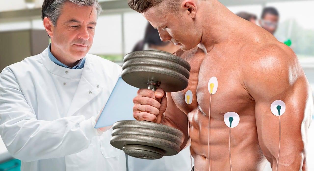 Разрыв бицепса залечивается быстрее под действием стероидов