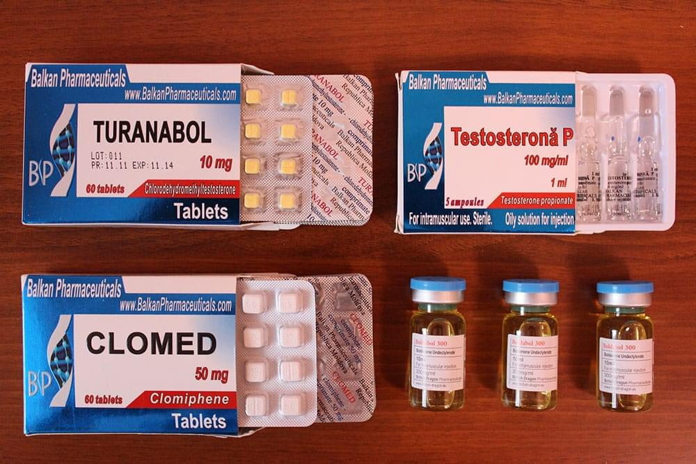 Комбинация нескольких препаратов