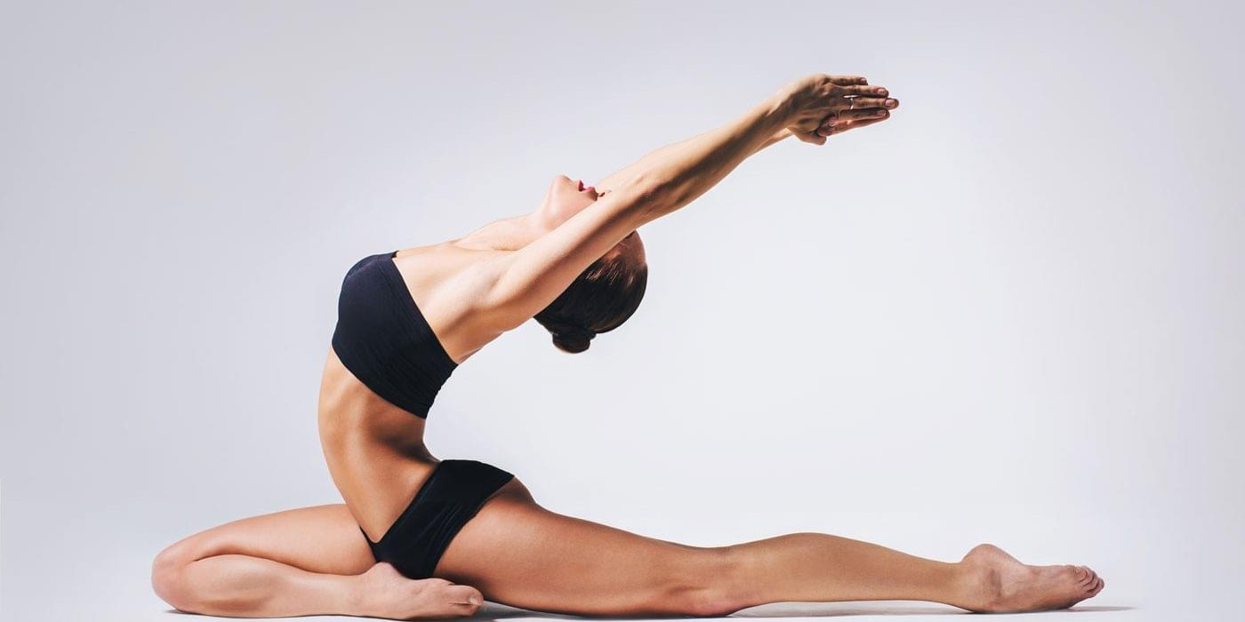Комбинация силовой тренировки с растяжкой способствует повышению силовых показателей