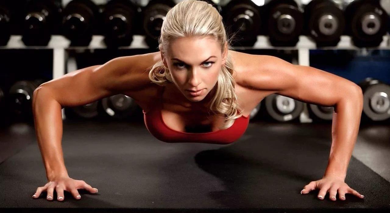 Тренировка мышцы дважды в неделю. Вариант программы