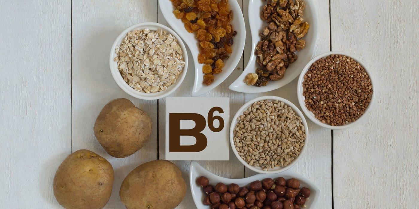 Влияния витамина B6 на уровень пролактина. Повышение уровня тетстостерона у мужчин