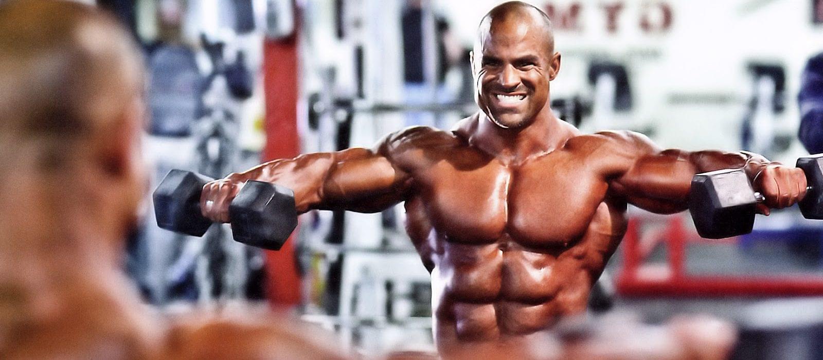 Особенности тренировки дельтовидных мышц