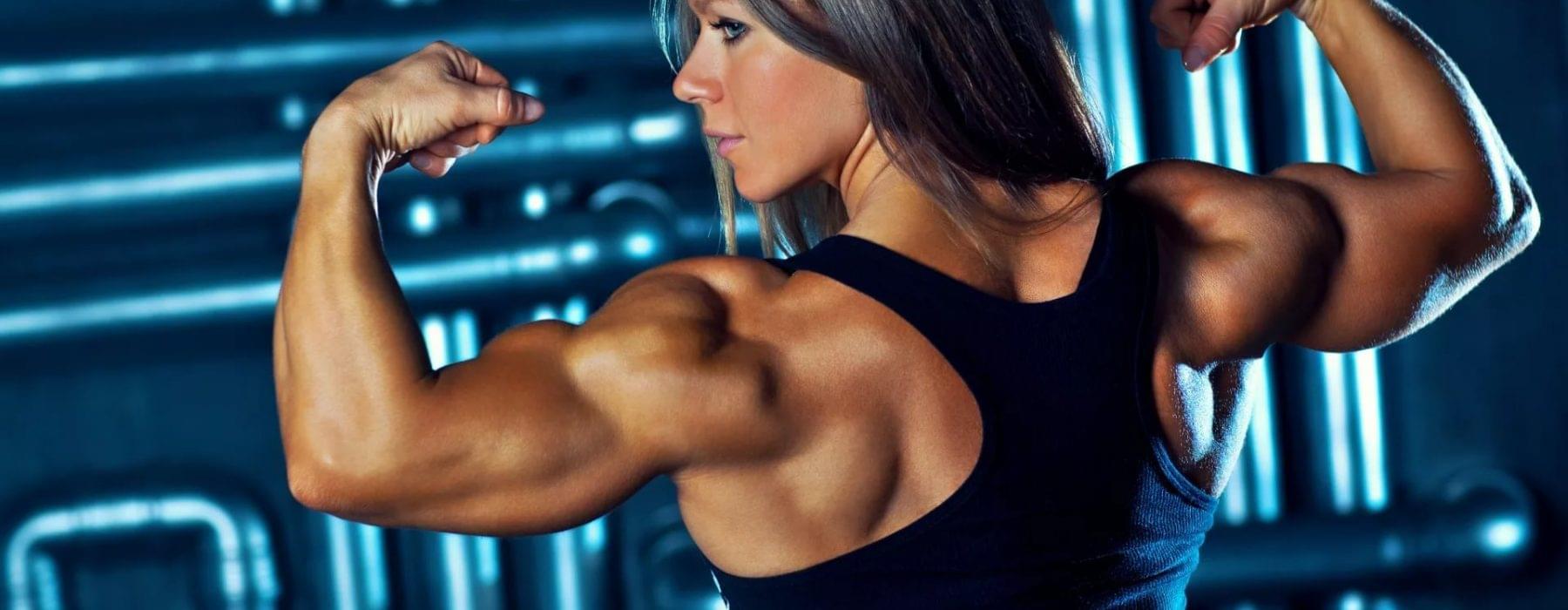 Силовой тренинг приведет к большему приросту мышечной массы в сочетании с теплотерапией