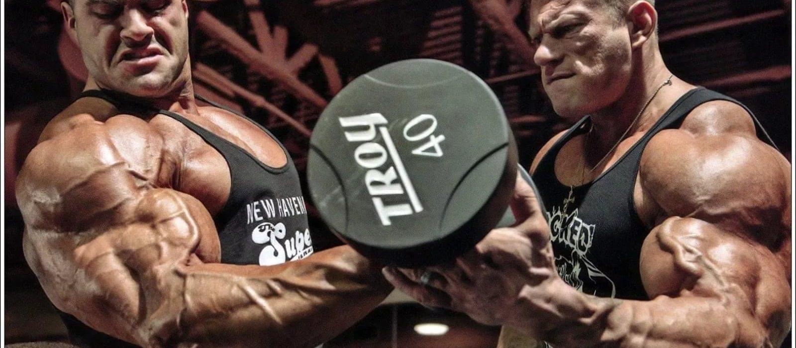 Тренировка мышц чаще раза в неделю. Варианты программ
